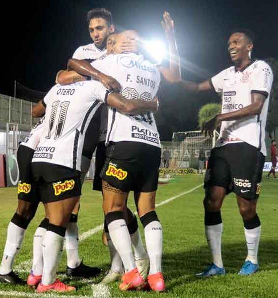Corinthians X Retrô